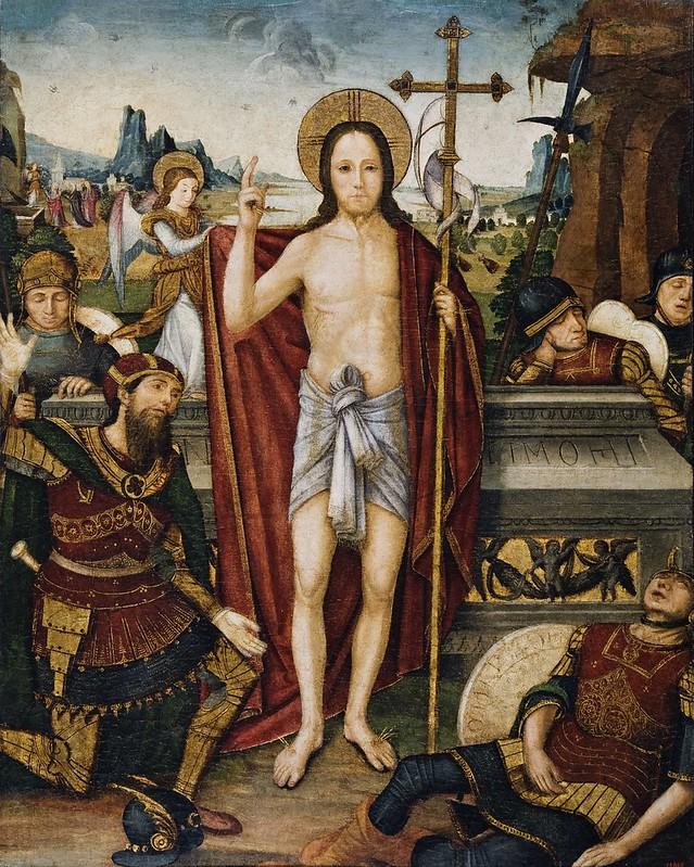 Vicent Macip - Resurrecció
