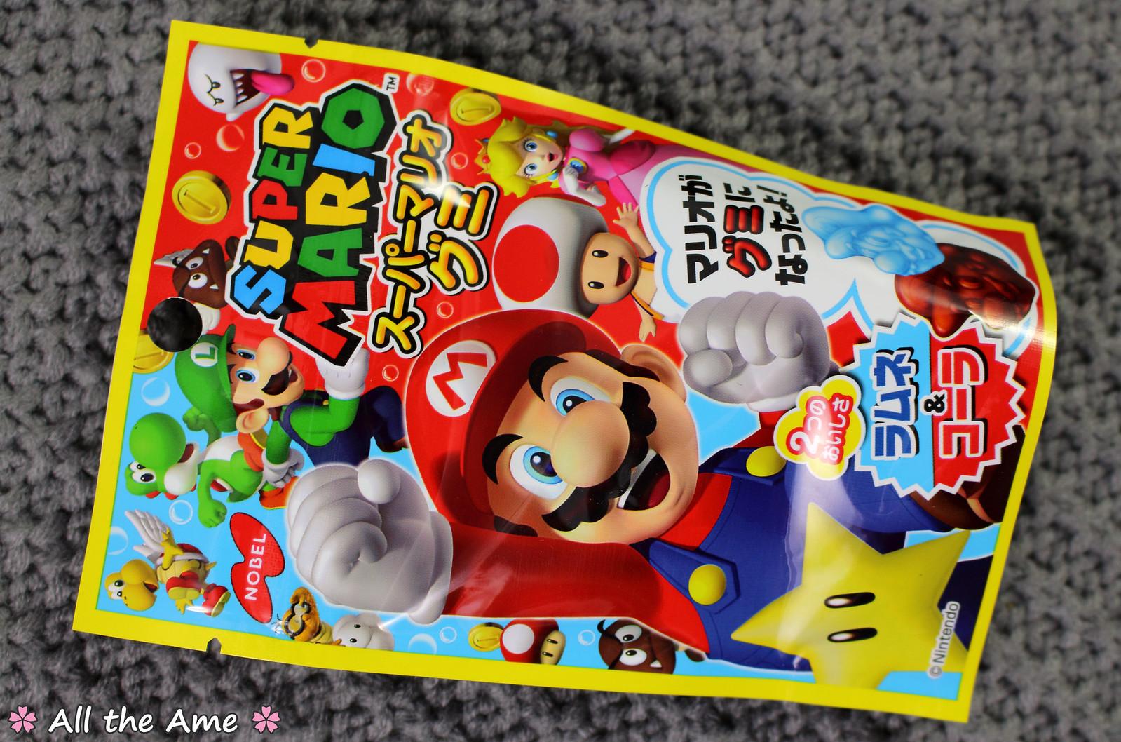 Mario Gummy