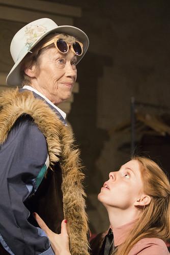 Yvonne Lundeqvist och Ida Breimo