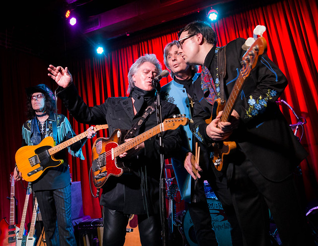 Marty Stuart and His Fabulous Superlatives (with Sean McConnell) at Off Broadway, May 11, 2017