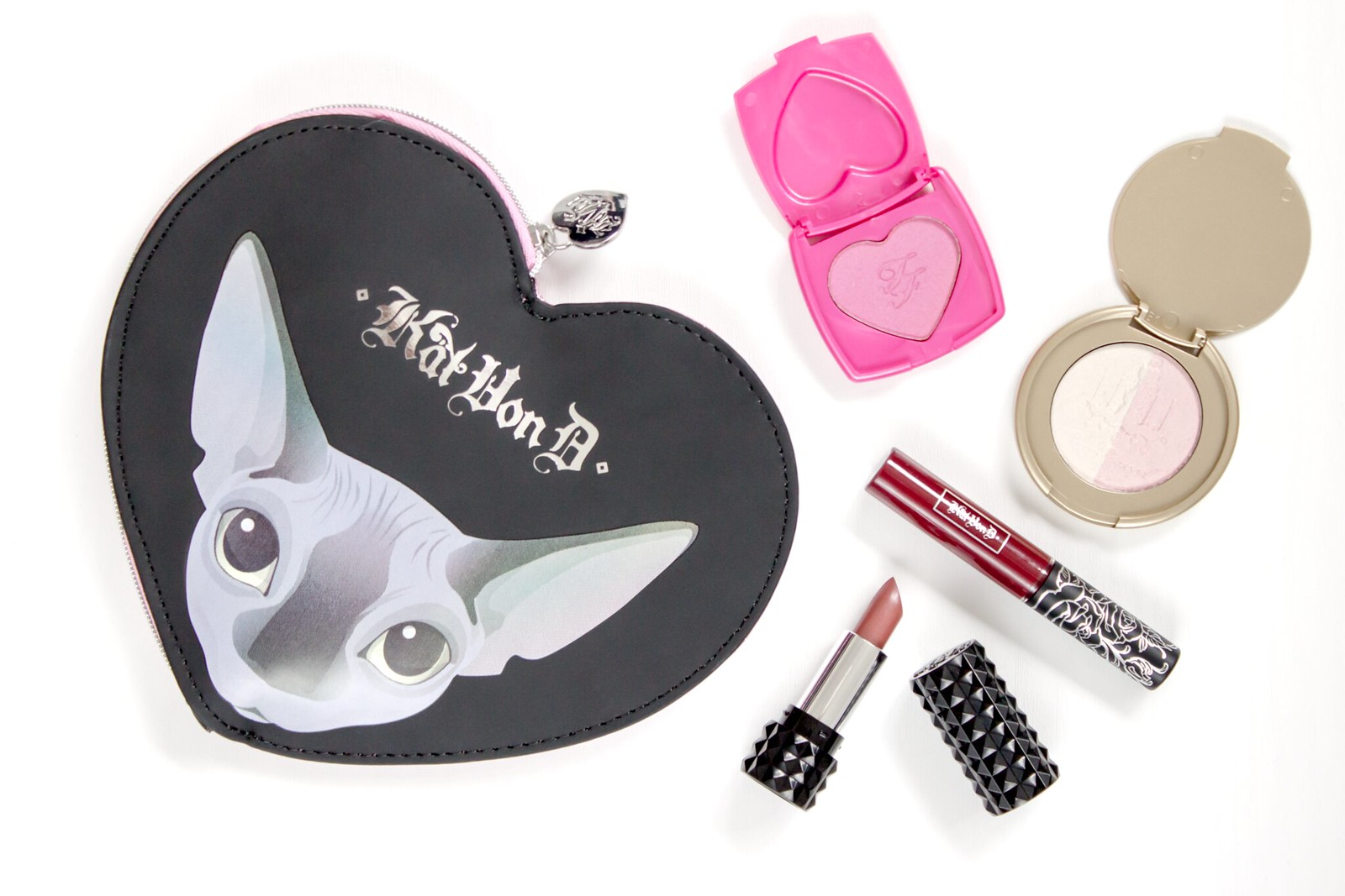 Too Faced X Kat Von D Better Together Collection