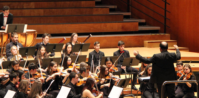 Fotoblog de juanluisgx concierto final de curso de las - Conservatorio musica bilbao ...