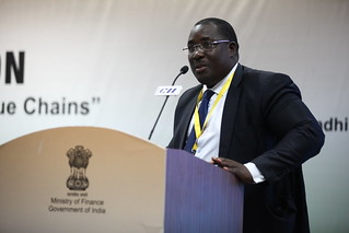 Africa-India Cooperation – Session 3: Powering Africa: Strengthening ISA and Africa-India RE Partnerships, AM 2017