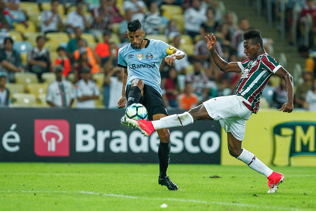 Fluminense 0x2 Grêmio