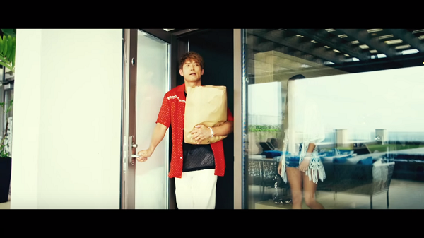 EXILE THE SECOND「Summer Lover」MV 黒木啓司