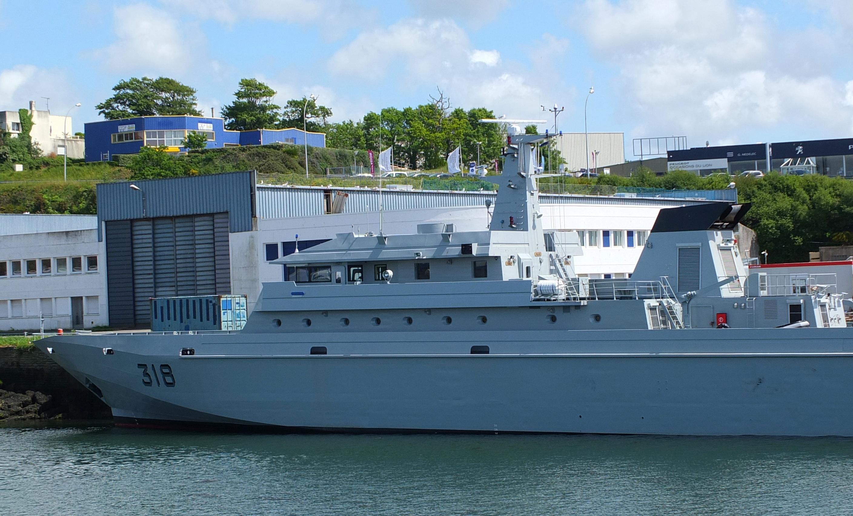 Royal Moroccan Navy Patrol Boats / Patrouilleurs de la Marine Marocaine - Page 12 34906798945_aa4773825c_o