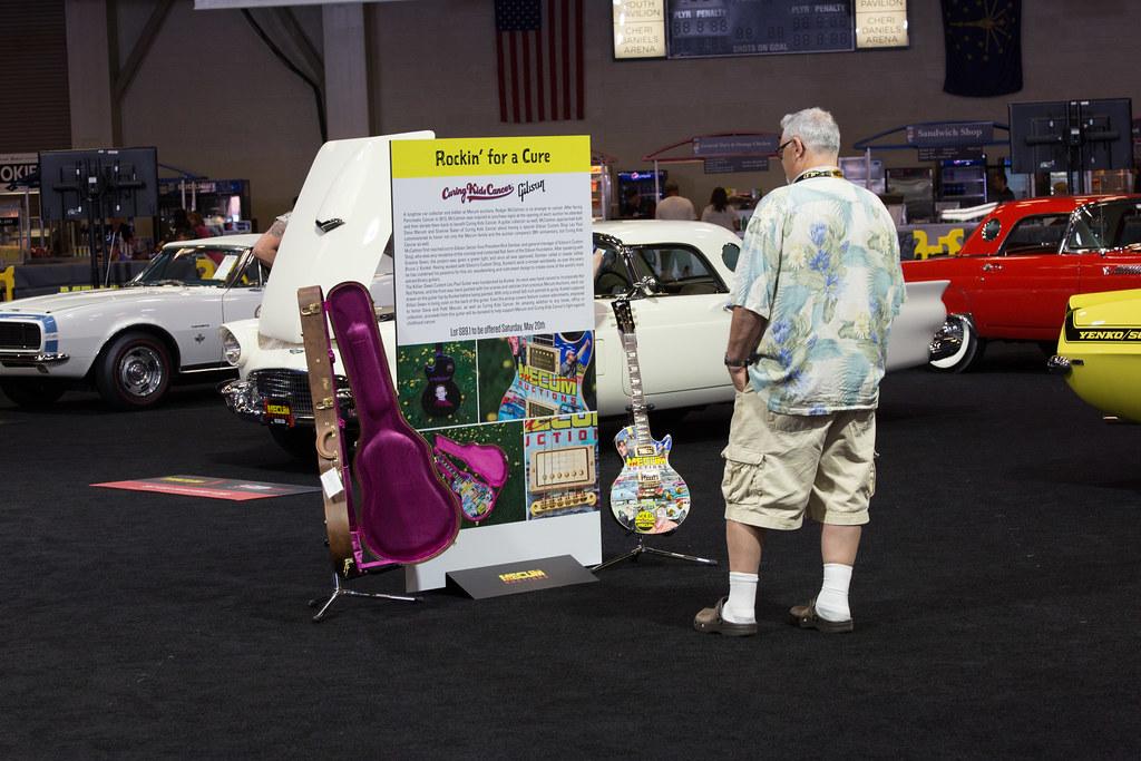 Dana Mecums Th Spring Classic Indiana State Fairgrounds Flickr - Car show indiana state fairgrounds