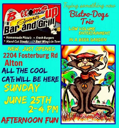 Bistro Dogs Trio 6-25-17