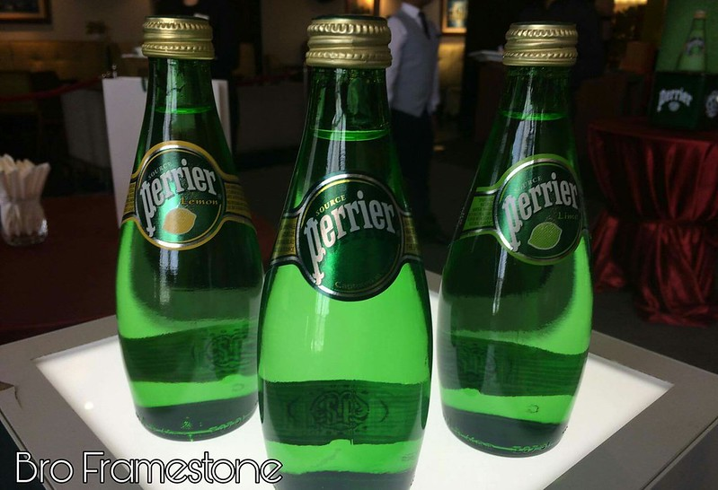 Perrier - Minuman Mixologi Yang Menyegarkan