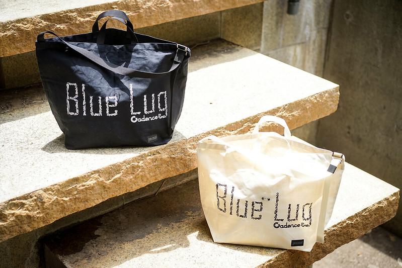 CADENCE X Blue Lug 10th Anniversary 137 Tote