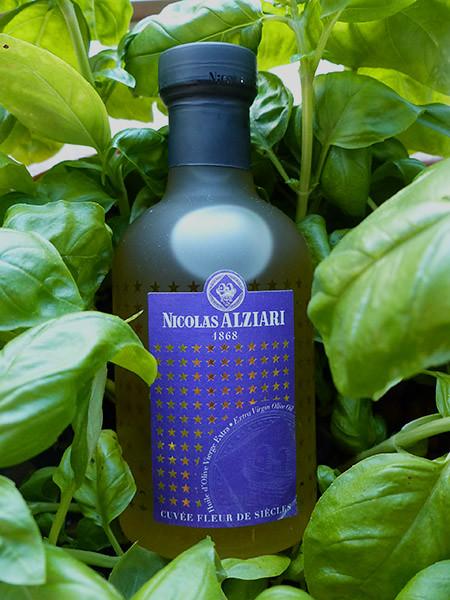 huile alziari