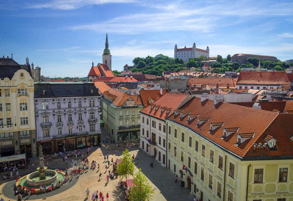 Image result for Bratislava flickr