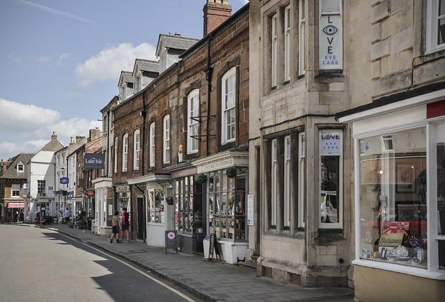 Uppingham - street