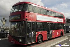 Wrightbus NRM NBFL - LTZ 1147 - LT147 - Shepherd's Bush 148 - RATP London United - London 2017 - Steven Gray - IMG_8394