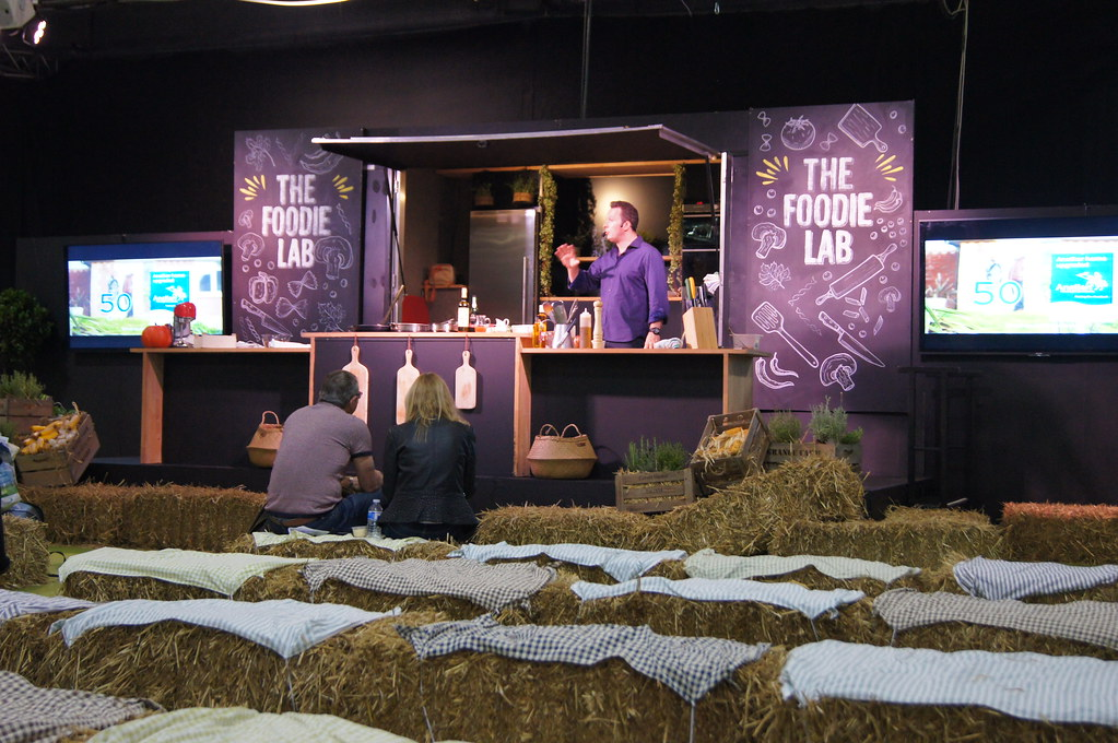 Eat & Drink Festival - stage