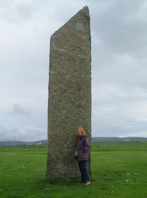 Stone of Stenness and me