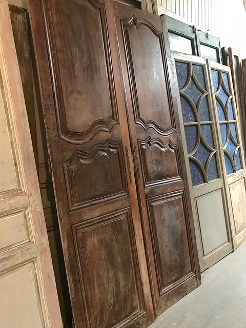 Antique French Doors-Housepitality Designs