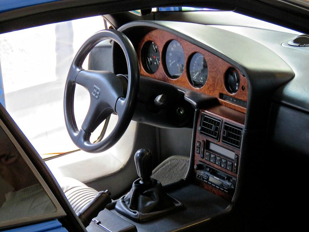 Bugatti EB-110 Greenwich 6