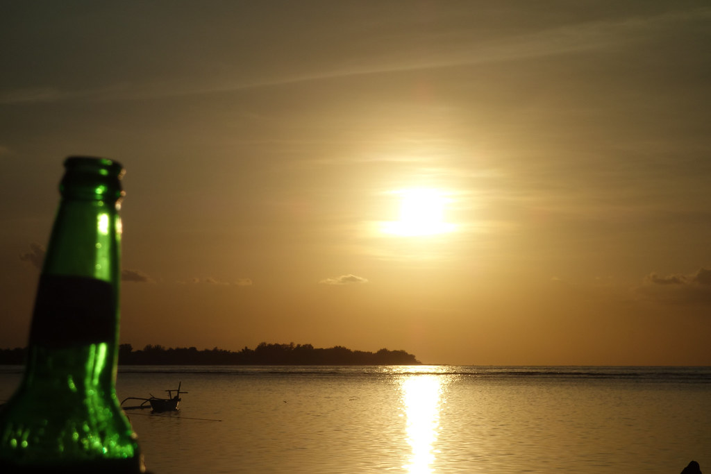 Gili Air - Sunset Bintang