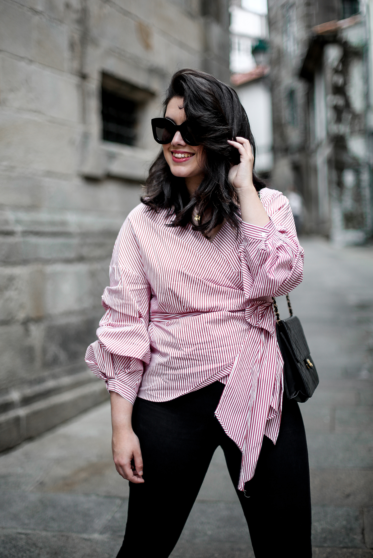 blusa-cruzada-zara-chanel-vintage-vestiaire-collective-myblueberrynightsblog5
