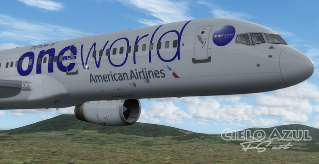 American Airlines NC (N606AN & N174AN) v2.5