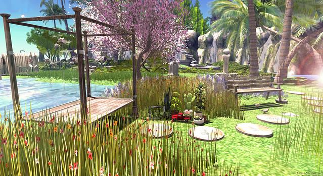 Pleasure Garden - Style1390