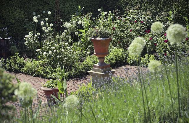 Fenton House Garden, Hampstead