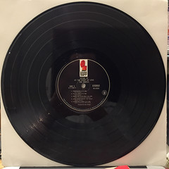 THE UNIFICS:SITTIN' IN AT THE COURT OF LOVE(RECORD SIDE-B)