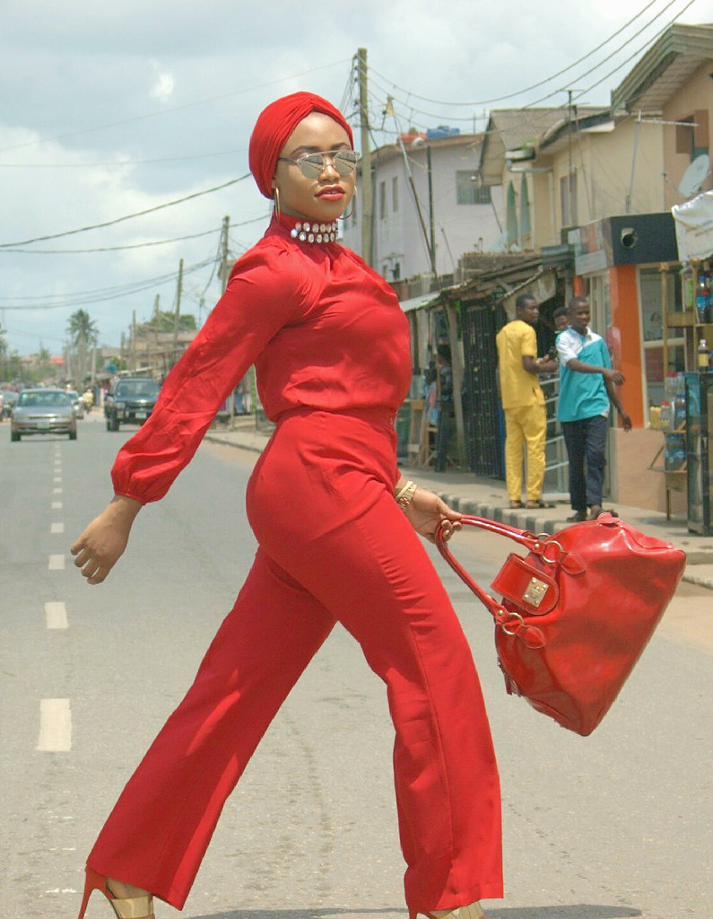 Lagos bloggers, Blog in Nigeria, Nigerian fashion blogger, How to style a 2piece, How to wear all red, Date night outfit ideas, Lagos city chic, Lagos photography, Instagram style,Instagram chic,