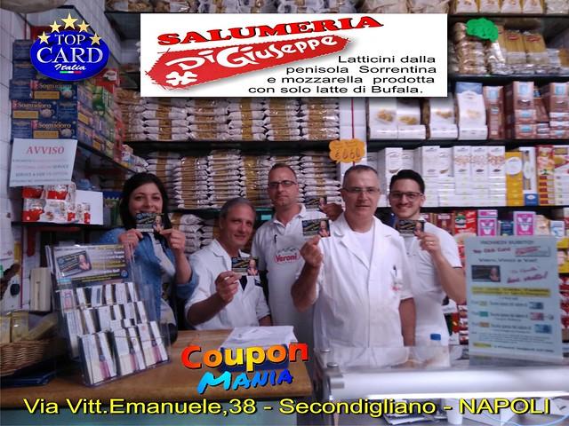 SALUMERIA DI GIUSEPPE - Via Vitt Emanuele,38 - Secondigliano - NAPOLI