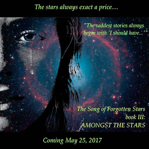 SOON #ForgottenStars #AmongstTheStars #sciencefiction #spaceopera #indiebooks #amwriting