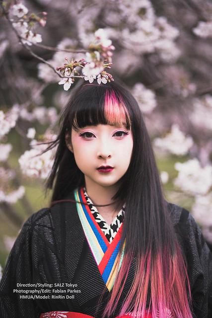 RinRin x SALZ kimono heian 1