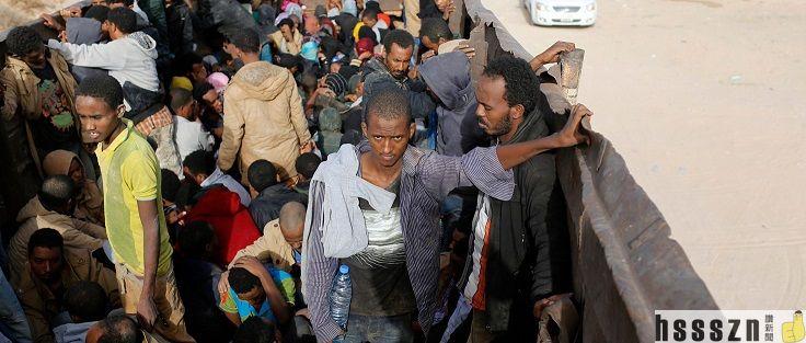 Libya Slavery_736_313