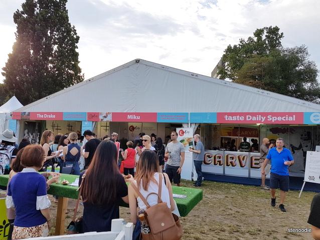 Taste of Toronto 2017 vendors