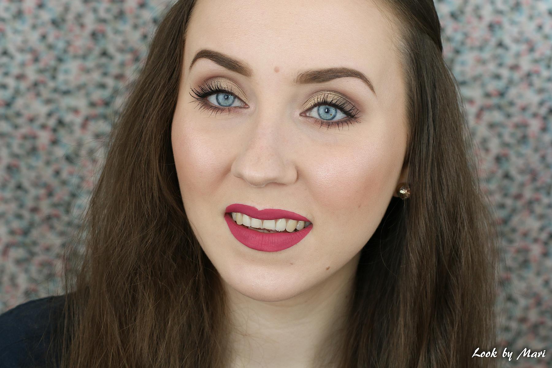 1 prom makeup gold brown tutorial ideas inspo inspiration eye makeup blog