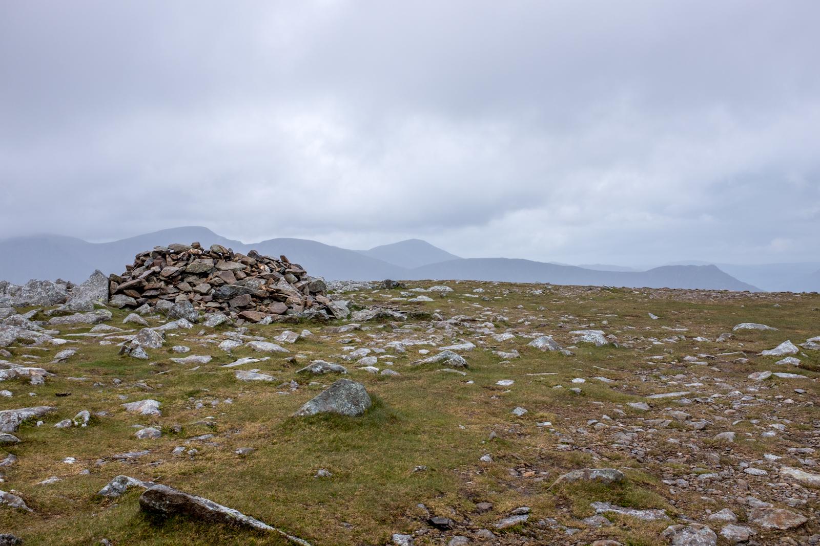 Top of Hindscarth
