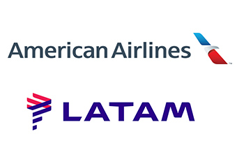 American Airlines y LATAM (Cías Aéreas)