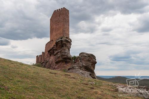 El Castillo de Zafra, la Torre de la Alegría en Juego de Tronos