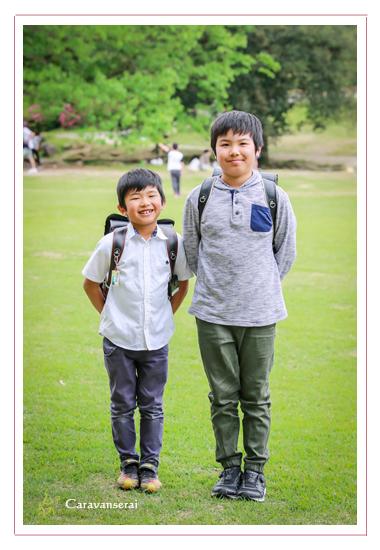 森林公園(愛知県尾張旭市) 家族写真 ロケーション撮影 出張撮影 人気 オススメ データ お弁当 ピクニック