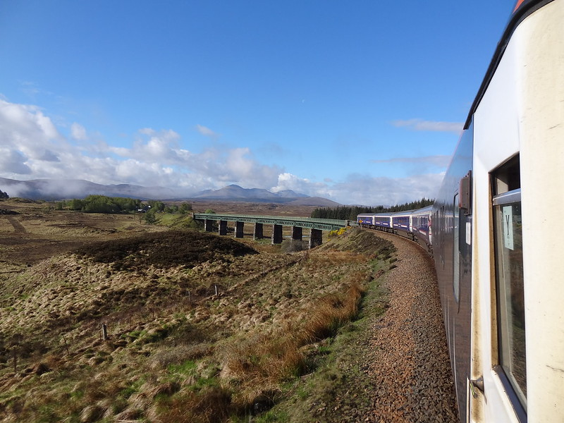 Caledonian Sleeper: looking back