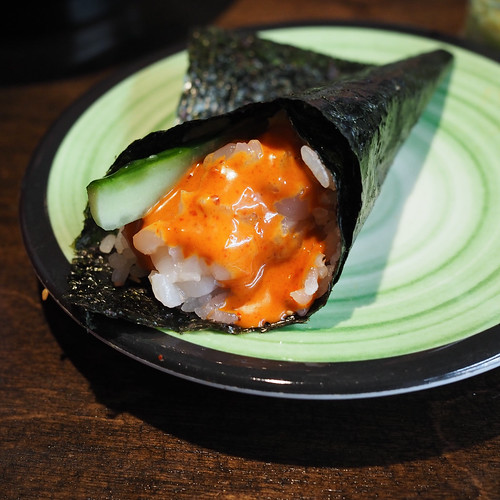 Kula Sushi - Scallop Hand Roll