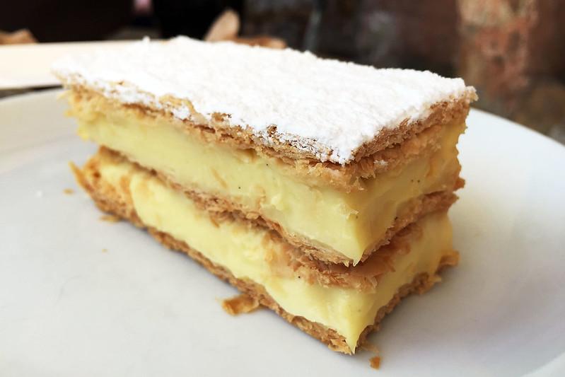 Vanilla slice, La Renaissance