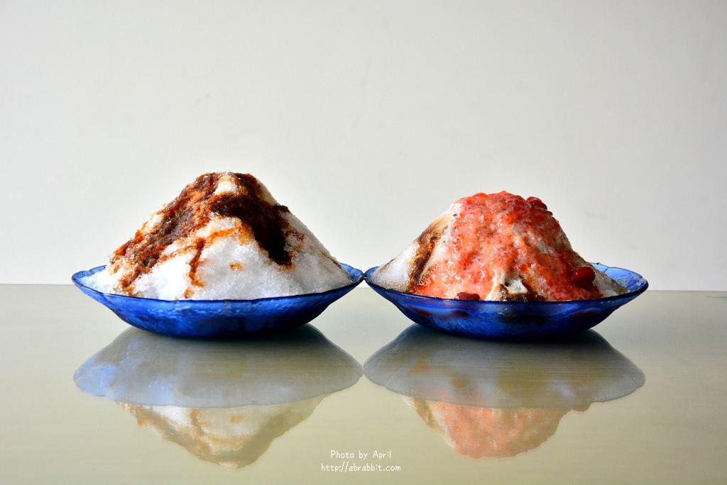 台中清水美食|台中冰品|雪如黑糖剉冰--手工製作的安心冰店@清水 華江南街