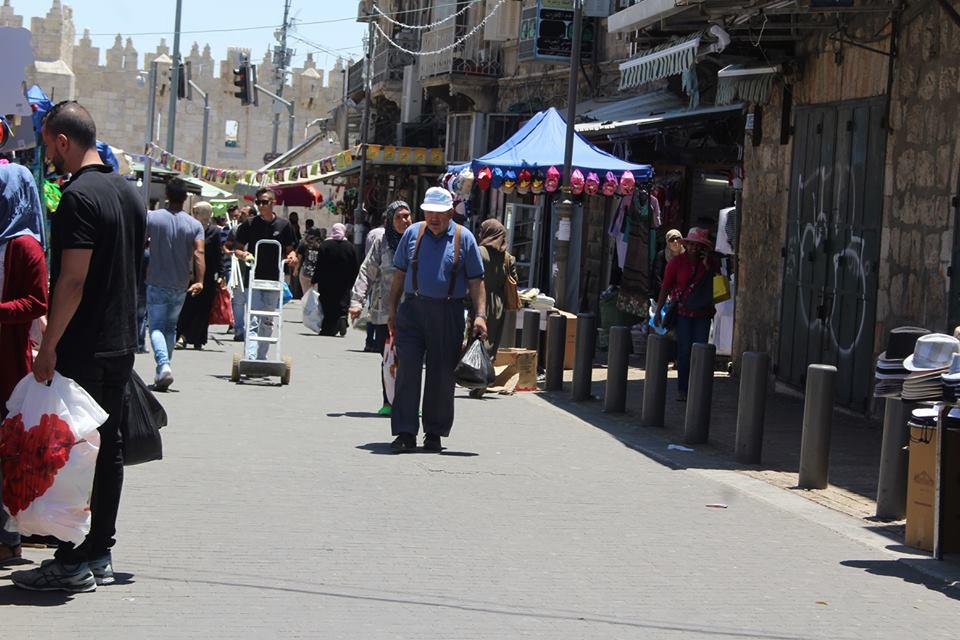 القدس العتيقة رمضان  (5)