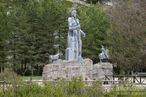 Monumento al Nacimiento del río Tajo