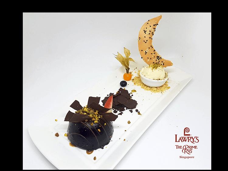 lawry's dessert