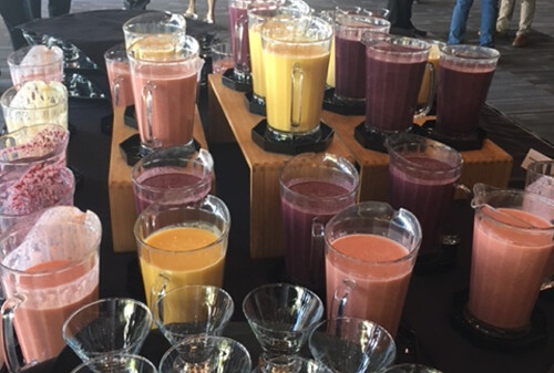 Smoothie bar did not disappoint!