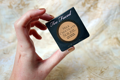 Too Faced - Milk Chocolate Soleil