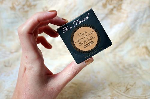 Too Faced - Milk Chocolate Soleil