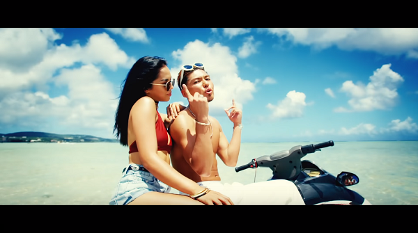 EXILE THE SECOND「Summer Lover」MV SHOKICHI